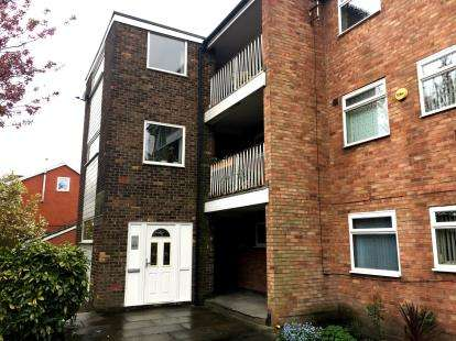 1 Bedroom Flat for sale in Stockport Road West, Bredbury, Stockport, Cheshire