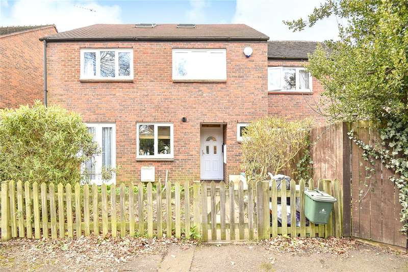 4 Bedrooms Terraced House for sale in Buckingham Grove, Hillingdon, Middlesex, UB10