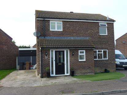 3 Bedrooms Detached House for sale in Boreham, Chelmsford, Essex