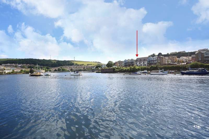 4 Bedrooms Town House for sale in Hooe, Plymouth