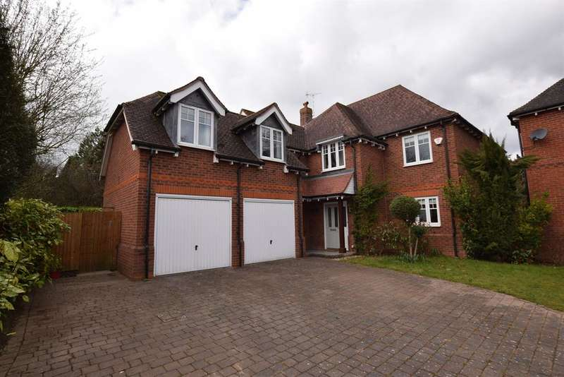 6 Bedrooms Detached House for sale in Mirfield Road, Solihull, B91 1JH