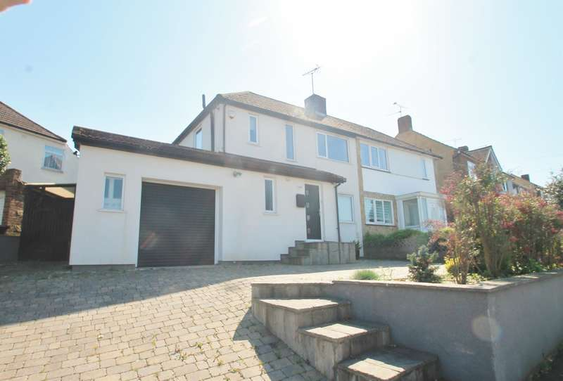 3 Bedrooms Semi Detached House for sale in Hawthorn Road, Strood, Rochester, ME2 2HR