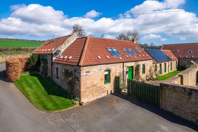 4 Bedrooms Semi Detached House for sale in Knockairdie, 1 Dales Steading, Dunfermline, Fife, KY11