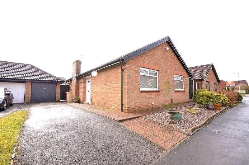 2 Bedrooms Detached Bungalow for sale in Cherwell Road, Westhoughton BL5