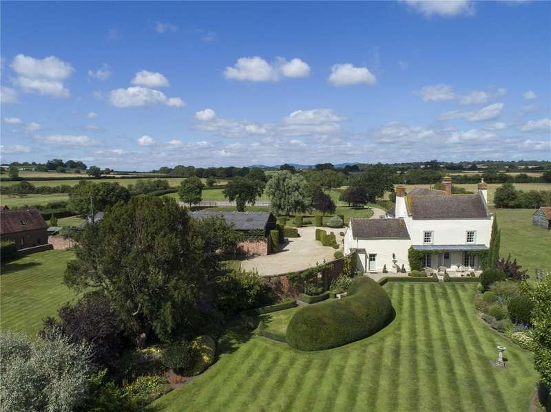 7 Bedrooms Detached House for sale in Chaceley, Gloucestershire
