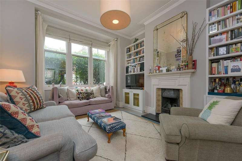 4 Bedrooms Terraced House for sale in Clifford Gardens, Kensal Rise, London, NW10