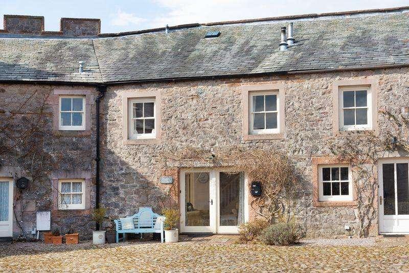2 Bedrooms House for sale in Stable Cottage, Fort Putnam, Greystoke