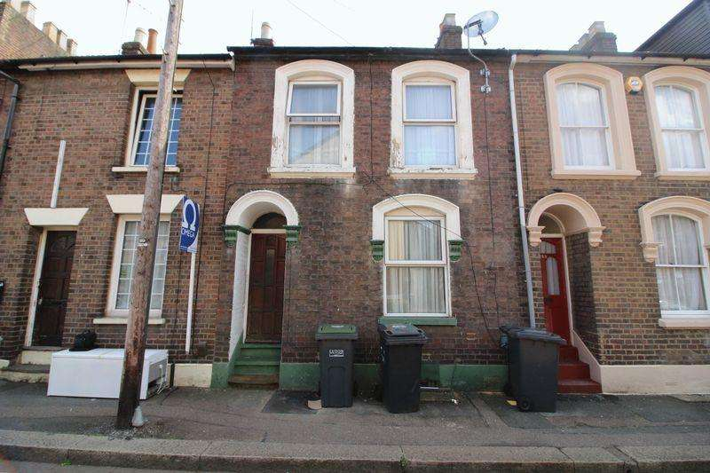 3 Bedrooms Terraced House for sale in Traditional Town Centre Home