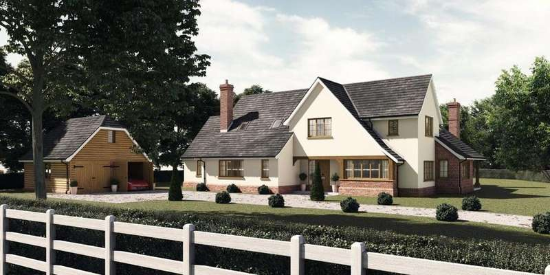 4 Bedrooms Land Commercial for sale in Howletts Road, Widford