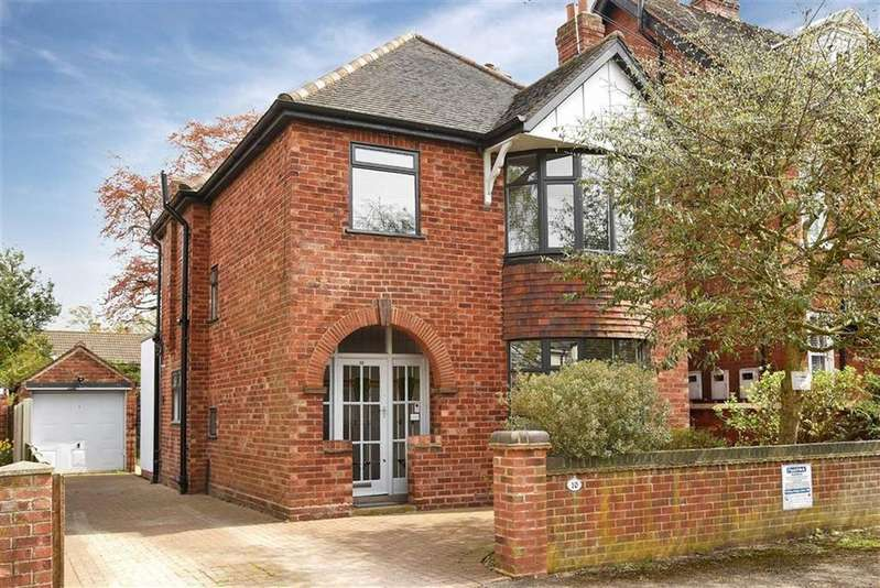 3 Bedrooms Detached House for sale in Stonefield Avenue, Lincoln, Lincolnshire
