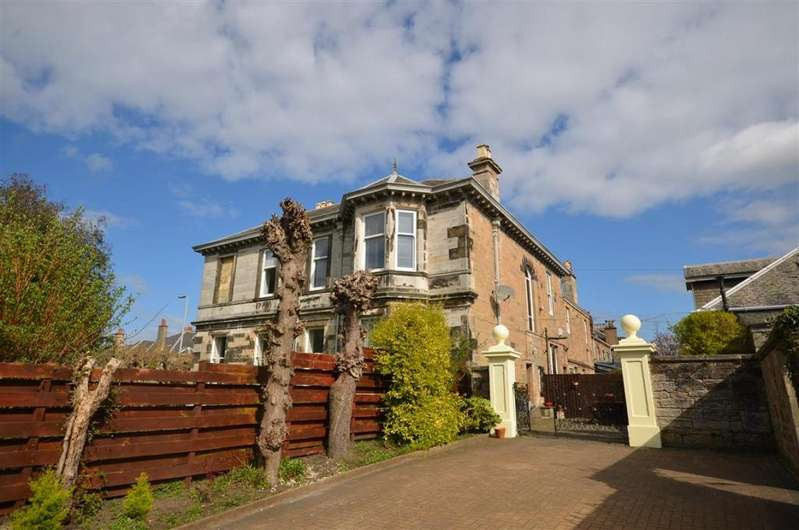 4 Bedrooms Apartment Flat for sale in Upper Curtecan Chalmers Road, Ayr, KA7 2RQ