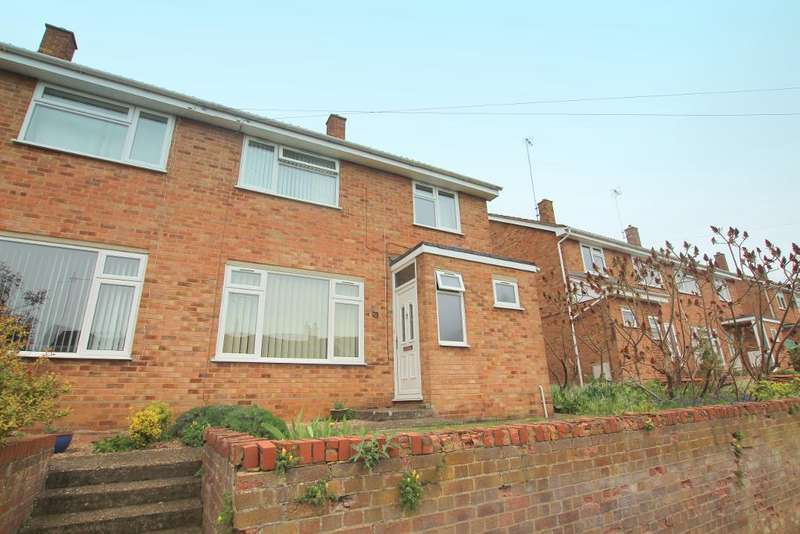 3 Bedrooms Semi Detached House for sale in Townshott, Clophill, Bedfordshire, MK45 4BN