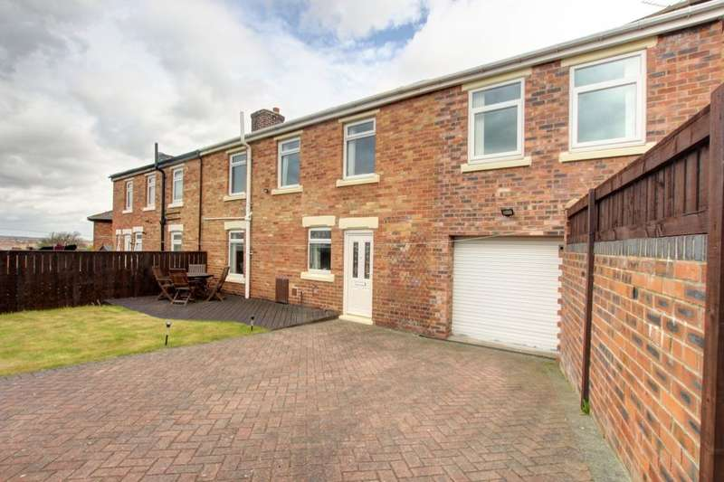 4 Bedrooms Semi Detached House for sale in The Crescent, Philadelphia, Houghton Le Spring, DH4