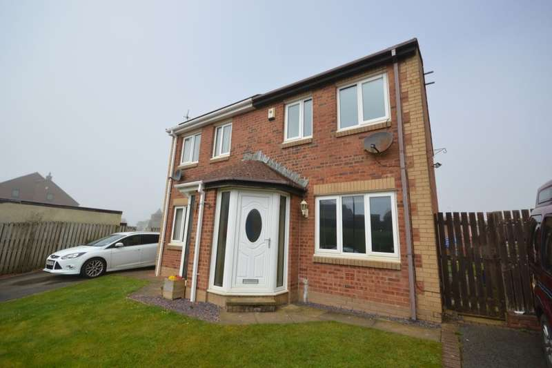 2 Bedrooms Semi Detached House for sale in Green Close, Seascale, CA20