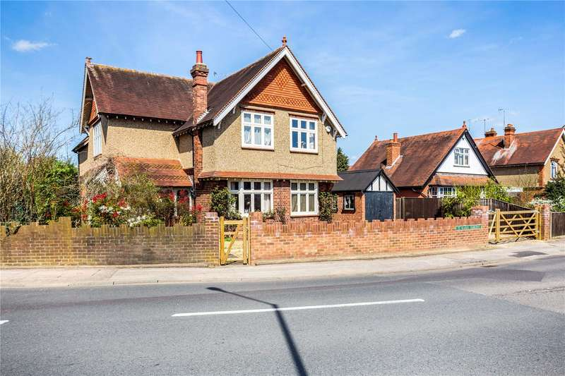 4 Bedrooms Detached House for sale in St. Marks Crescent, Maidenhead, Berkshire, SL6