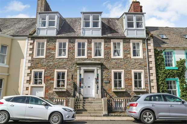5 Bedrooms Terraced House for sale in High Street, Kirkcudbright, Dumfries and Galloway