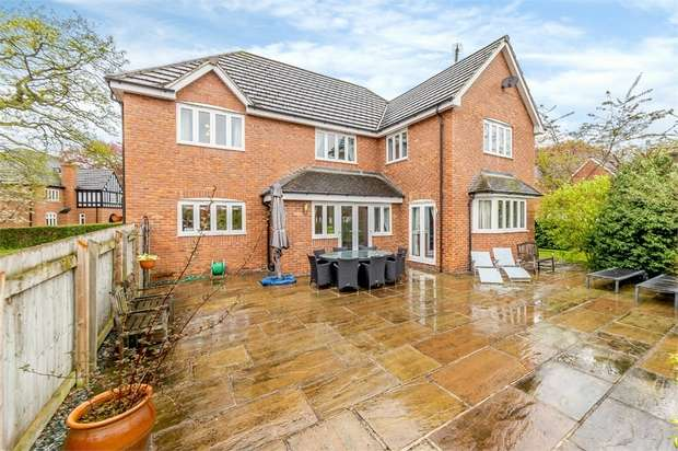 5 Bedrooms Detached House for sale in Spruce Drive, Retford, Nottinghamshire