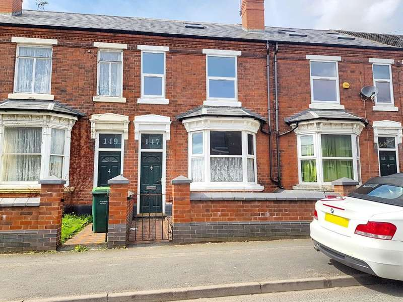 4 Bedrooms Terraced House for sale in BROMFORD LANE, WEST BROMWICH, B70 7HR