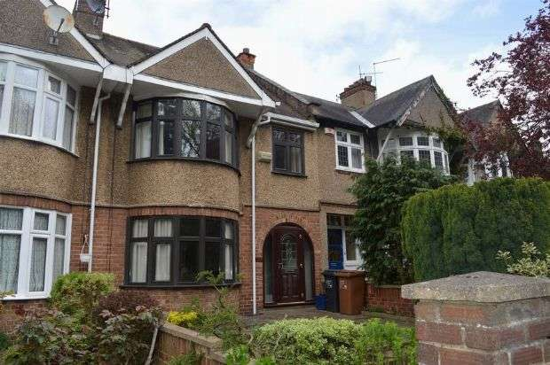 4 Bedrooms Terraced House for rent in Billing Road, Abington, Northampton NN1 5RR