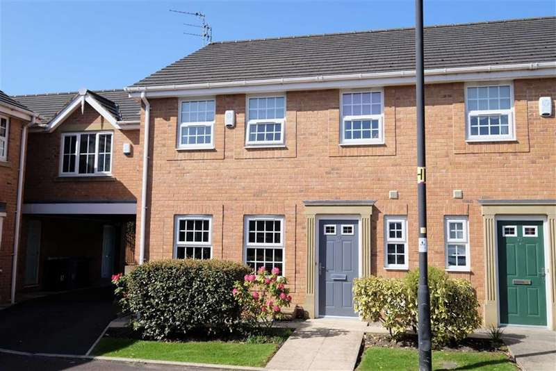 4 Bedrooms Mews House for sale in Trafalgar Place, Lytham Quays, Lytham