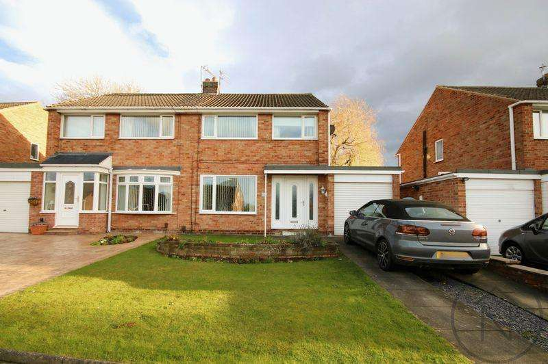 3 Bedrooms Semi Detached House for sale in Barnes Road, Darlington