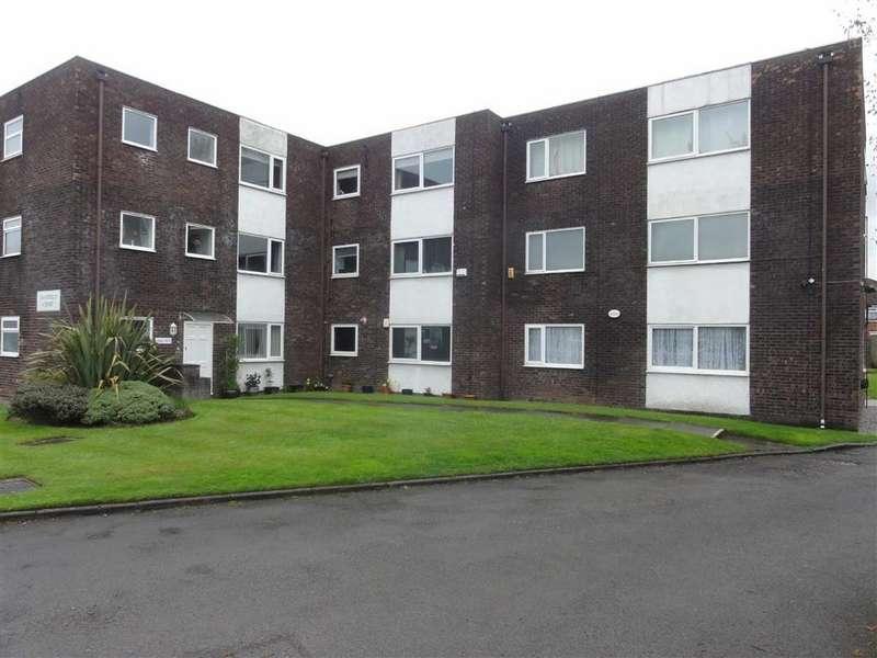 2 Bedrooms Flat for sale in Danefield Court, Heald Green