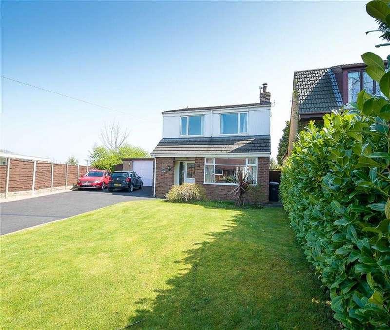 3 Bedrooms Detached House for sale in Wood Lane, Heskin, PR7