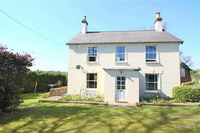 5 Bedrooms Detached House for sale in Wheel Lane, Westfield