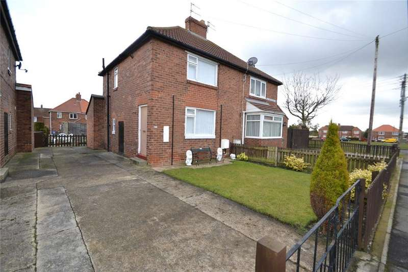 2 Bedrooms Semi Detached House for sale in William Morris Terrace, Shotton Colliery, Co.Durham, DH6