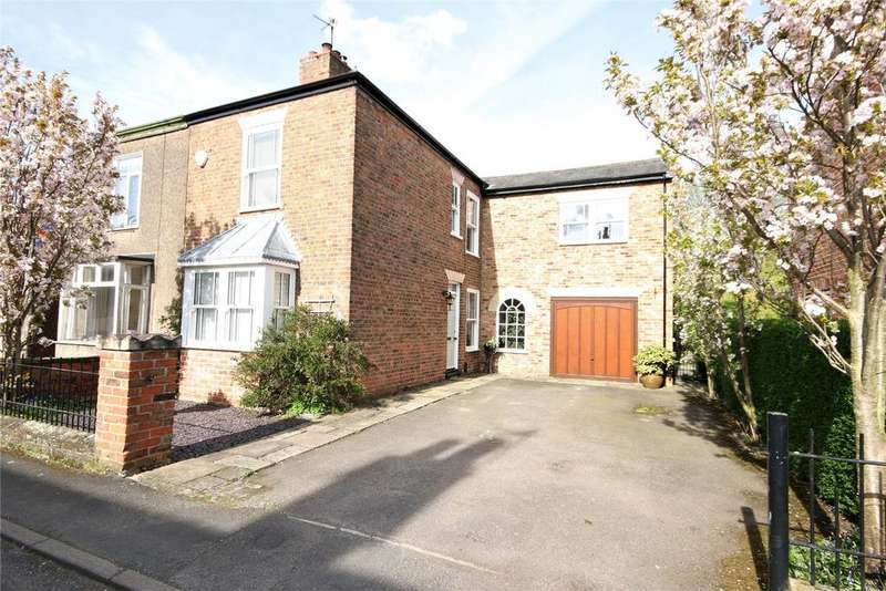3 Bedrooms Semi Detached House for sale in Spring Street, Spalding, PE11