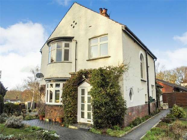 3 Bedrooms Detached House for sale in Old Road, Billingham, Durham