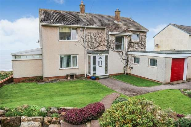 4 Bedrooms Detached House for sale in The Banks, Seascale, Cumbria