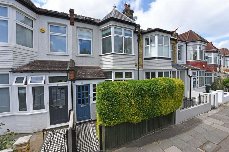4 Bedrooms Terraced House for sale in Strathearn Road, Wimbledon Park