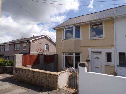 3 Bedrooms End Of Terrace House for sale in West Park, Plymouth, Devon