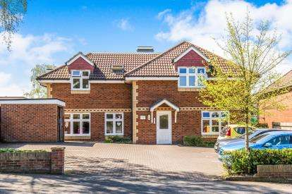 2 Bedrooms Flat for sale in Lordswood Road, Southampton