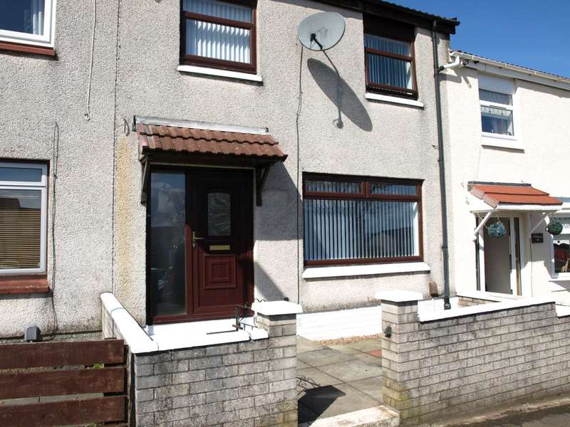 3 Bedrooms Terraced House for rent in Moorfield Avenue, Port Glasgow