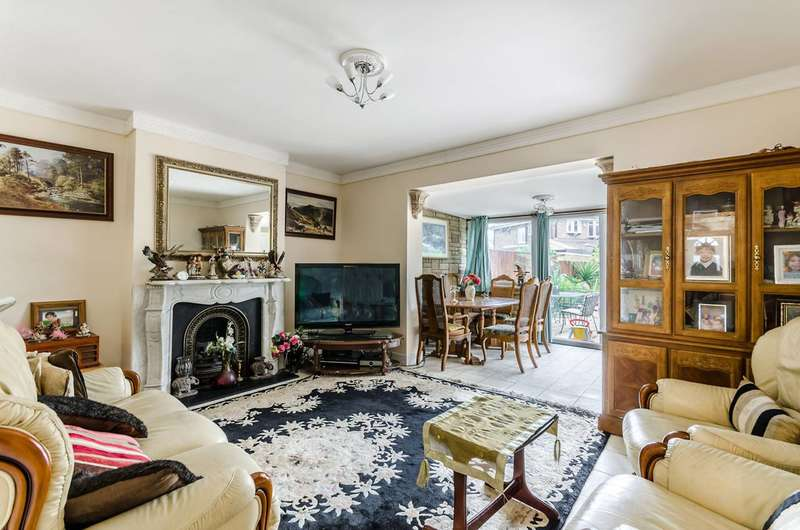 7 Bedrooms House for sale in Western Avenue, Poet's Corner, W3