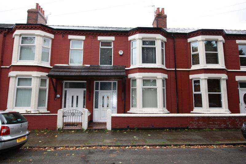 3 Bedrooms Terraced House for sale in Victoria Drive, Liverpool