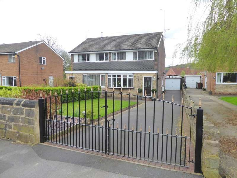 3 Bedrooms Semi Detached House for sale in Petrie Street, Rodley