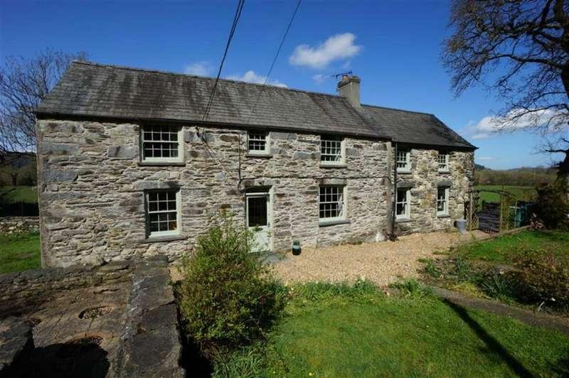 4 Bedrooms Detached House for sale in Llanrwst Road, Betws Y Coed, Conwy