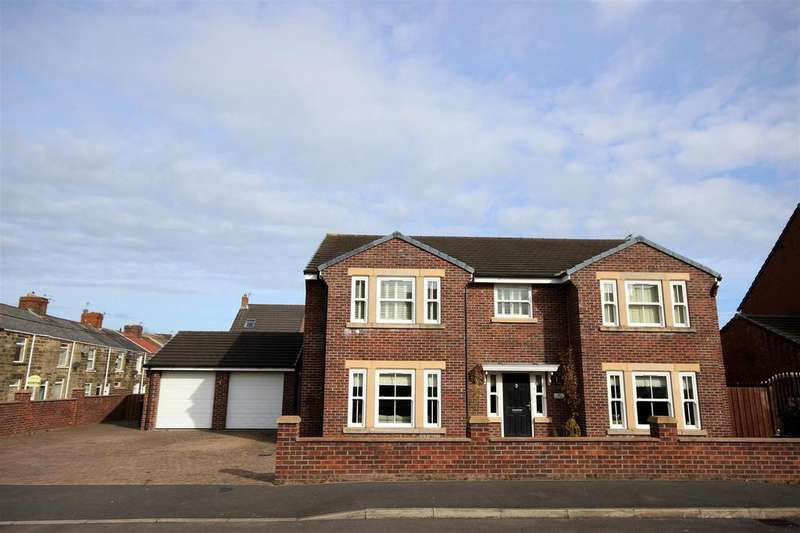 4 Bedrooms Detached House for sale in Durham Street, Spennymoor