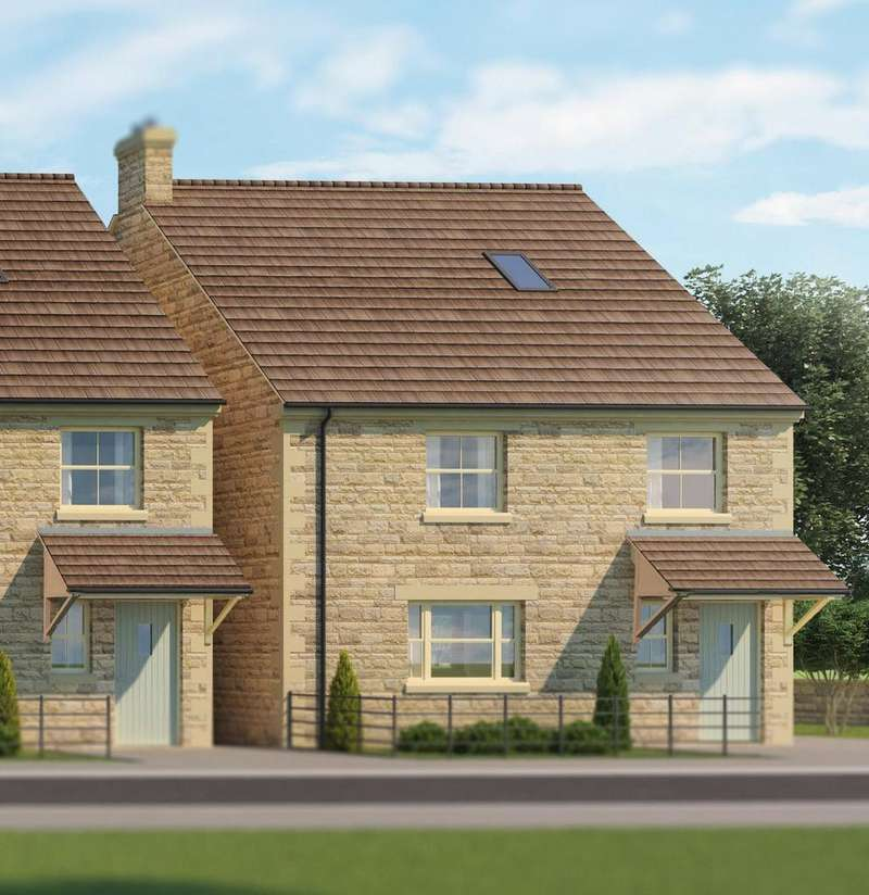 4 Bedrooms Detached House for sale in Gwash Meadows, Ryhall, Stamford, Lincolnshire, PE9