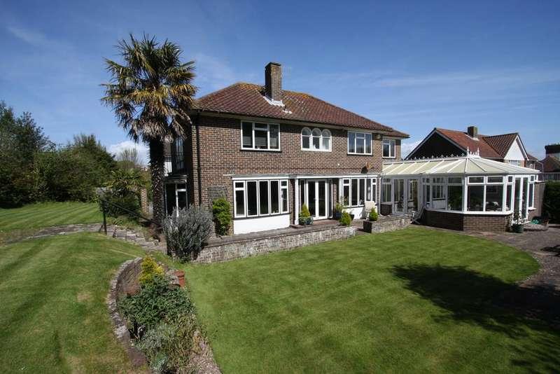 5 Bedrooms Detached House for sale in 25 Denton Road, Eastbourne BN20
