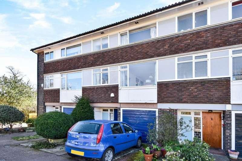 4 Bedrooms Terraced House for sale in Walkerscroft Mead, West Dulwich