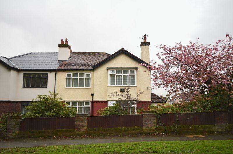 4 Bedrooms Semi Detached House for sale in Acrefield Road, Woolton