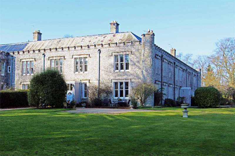 3 Bedrooms Flat for sale in Soberton, Hampshire