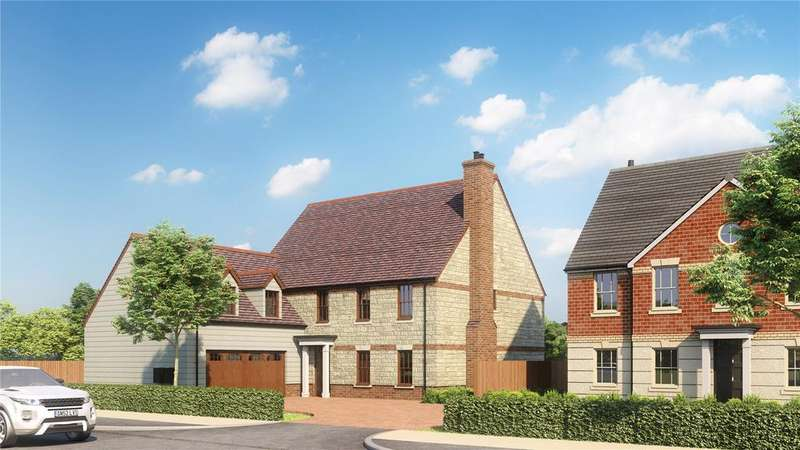 5 Bedrooms Detached House for sale in Handley Chase, London Road, NG34