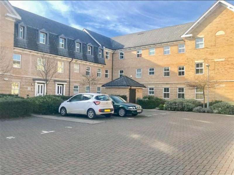 2 Bedrooms Apartment Flat for sale in Falcon Mews, Stanbridge Road, Leighton Buzzard