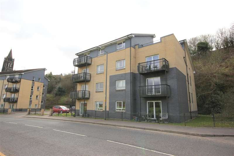 2 Bedrooms Flat for sale in Corbiehall Road, Bo'ness