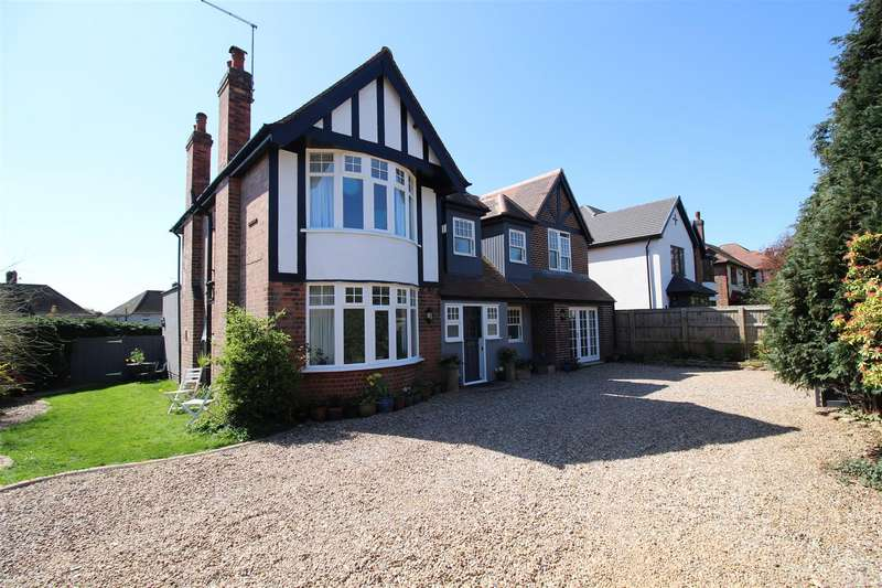5 Bedrooms Detached House for sale in Chilwell Lane, Bramcote